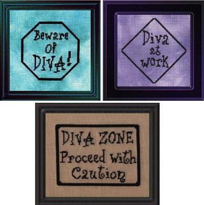 Children Diva Signs